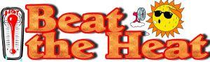 beat the heat logo