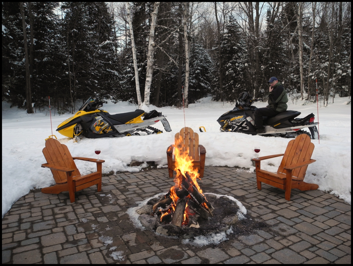 How To Build An Outdoor Fire Pit Uncle Sam 39 S Real Estate Blog