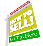 Home for Sale Sign - How to Sell Advice Information