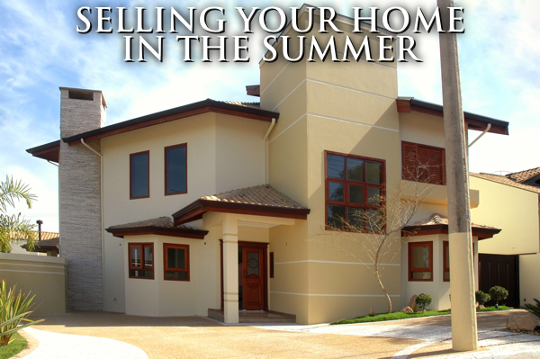 Selling-Your-Home-In-The-Summer