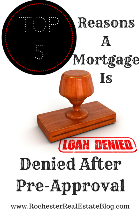 Top-5-Reasons-A-Mortgage-Is-Denied-After-Pre-Approval