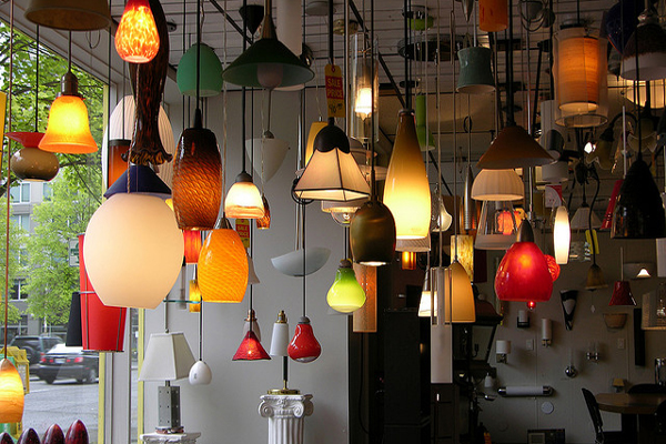 lighting store