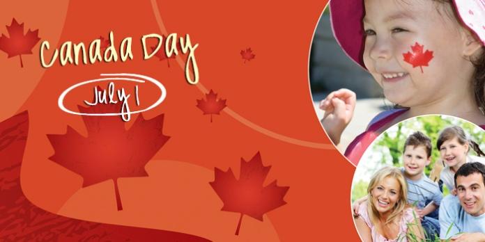 Rotating Carousel - Canada Day